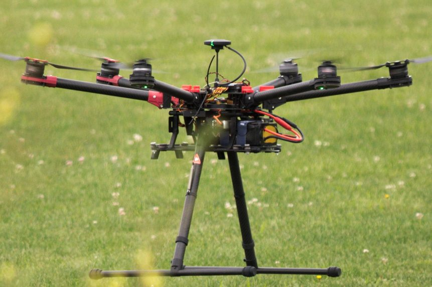 S900 Hexcopter
