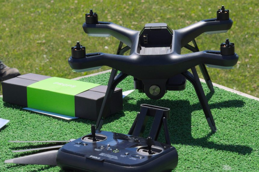 Hardware Requirements – Dronology